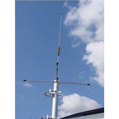 Sirio GP 365-470 C (365-470 MHz) Ground Plane UHF Base Antenna 4.65 dBi 150 Watt