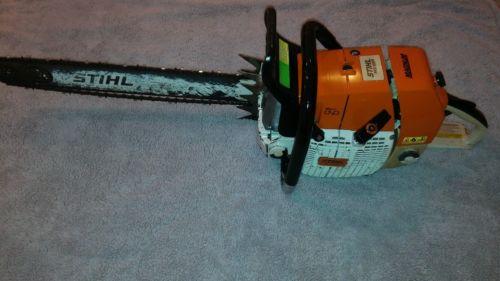 stihl ms 880 chainsaw