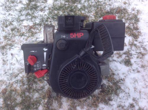 Tecumseh 5Hp Snowblower Engine