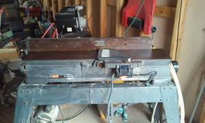 Craftsman Wood Bench Jointer/Planer (santa fe)