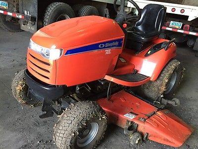 2013 Simplicity Legacy XL-27 Kaw Garden Tractors