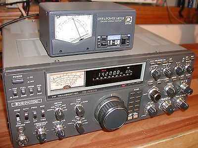 Kenwood TS 930S HF Radio Transceiver TESTED - MIB