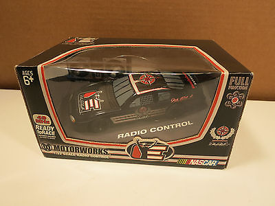 NEW SEALED DALE EARNHARDT 1:32 SCALE RADIO CONTROL NASCAR CAR BY MOTORWORKS Box