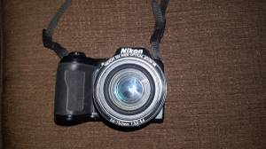 Nikon coolpix L110 camera (kingsport)