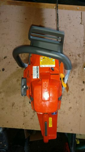 husqvarna chainsaw 372XP with 24
