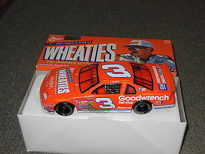 DALE EARNHARDT 1997  #3 WHEATIES  GOODWRENCH   MONTE CARLO  LIMITED EDITION