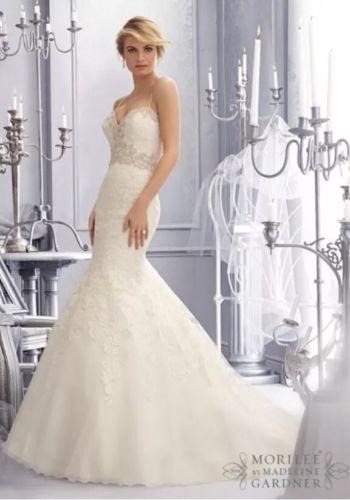 Mori Lee 2689 Wedding Dress
