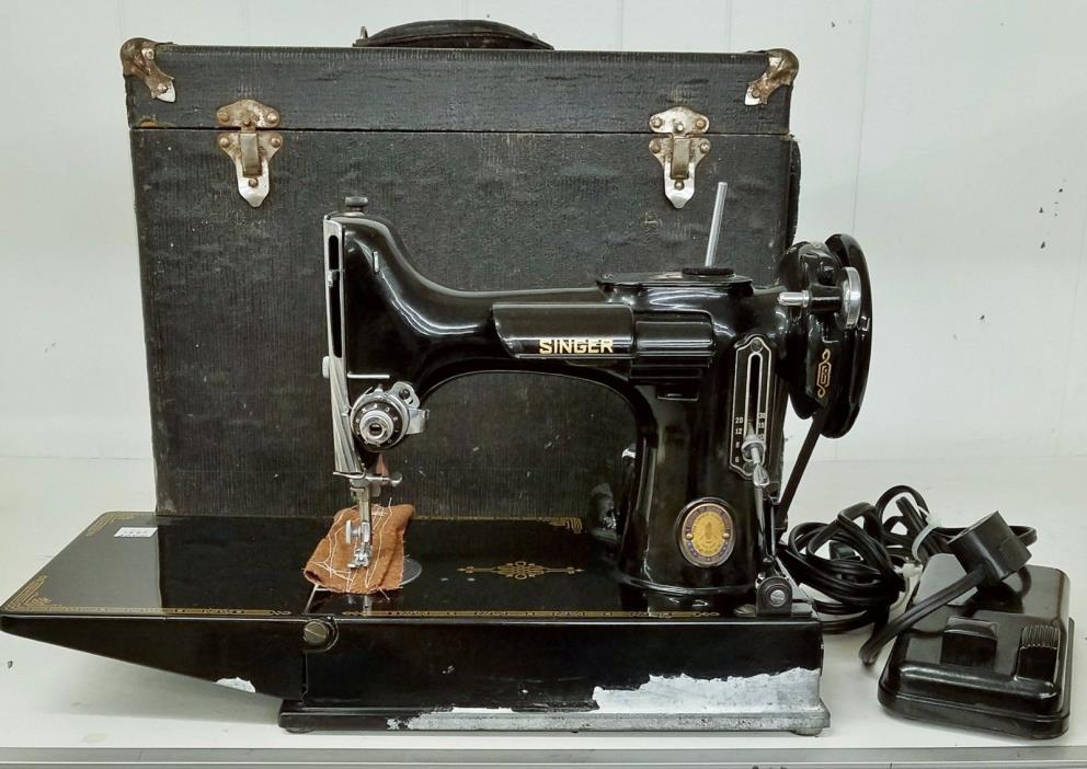 featherweight singer sewing machine for sale