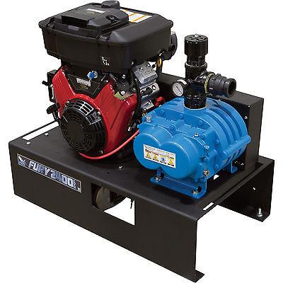 SteelEagle ASE-3104 Elec Start Pressure Washer Vacuum Unit 16HP BriggsStratton