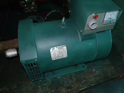 USED 7.5KW ST Generator Head 1 Phase for Diesel or Gas Engine 60Hz-120/240