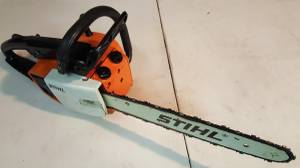 STIHL 015av chain saw