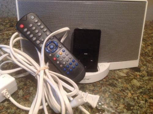 Bose SoundDock for Ipod With Remote