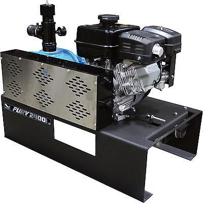 Steel Eagle ASE-3100 Pressure Washer Compact Vacuum Uni t9HP Subaru Engine