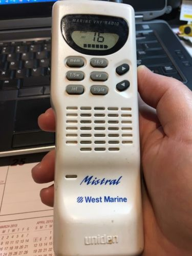 Handheld Marine Vhf - For Sale Classifieds