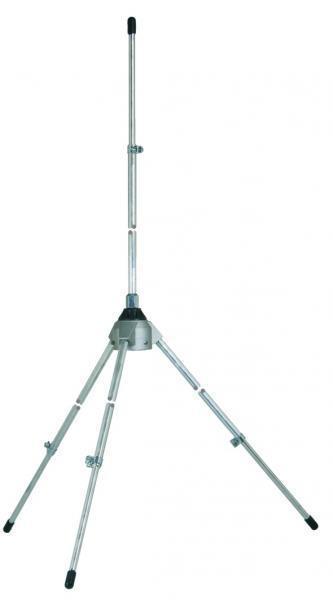 Sirio GPA 40-70Mhz 6 Meter ground plane base antenna  - 1000 Watts, 2.15 dBi