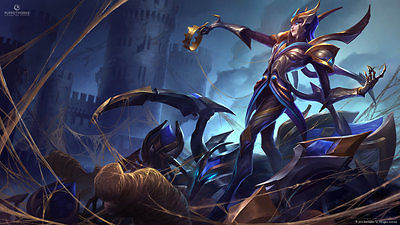 League of legends rare skins Victorious Elise, Sivir, Maokai NA Server