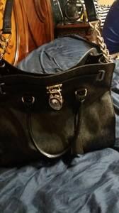 2 michael kors purses (moore)