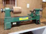 Wood lathe and tools (Oak Grove)