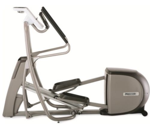 3 PC Home Gym.  Precor Elliptical, Hoist Home Gym & Power Blocks Barbells