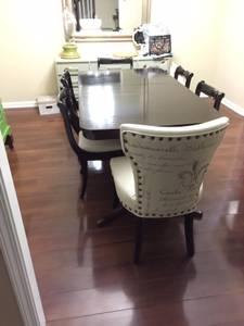 Dining Room Set (Cordova)
