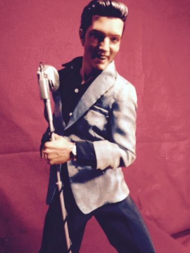 Elvis Premium Format Sideshow 1/4 Scale Statue #95 New - Our Last One