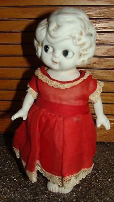 Porcelain bisque doll - Japan
