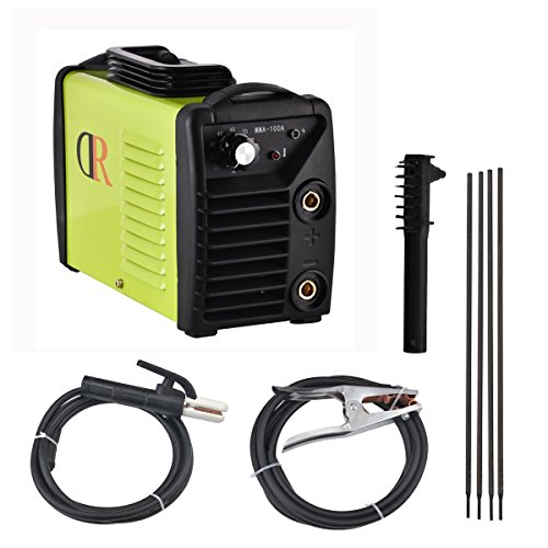 100 Amp Arc/MMA/Stick DC Welder IGBT Inverter Welding Soldering Machine