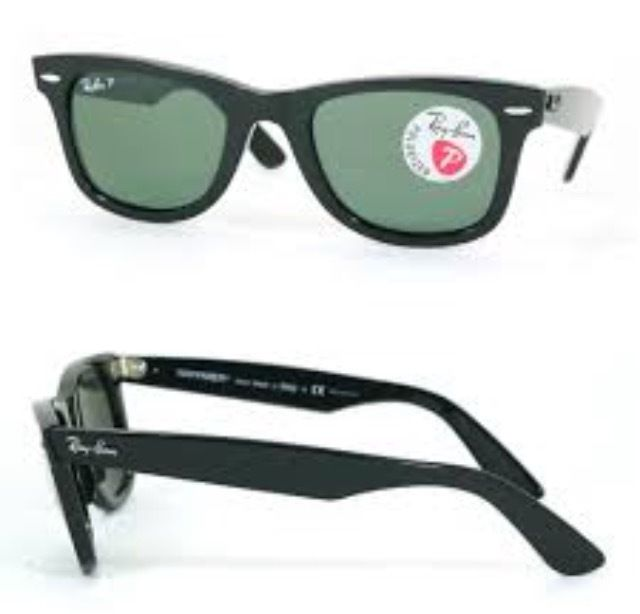New Ray Ban  Sunglasses RB2140  Col 901/58  Size 54MM Polarized S