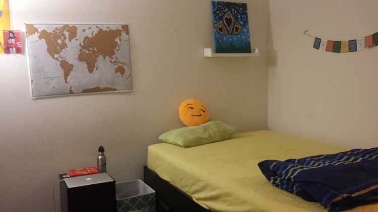 Looking for a female roommate to share a Two BR One BA apartm