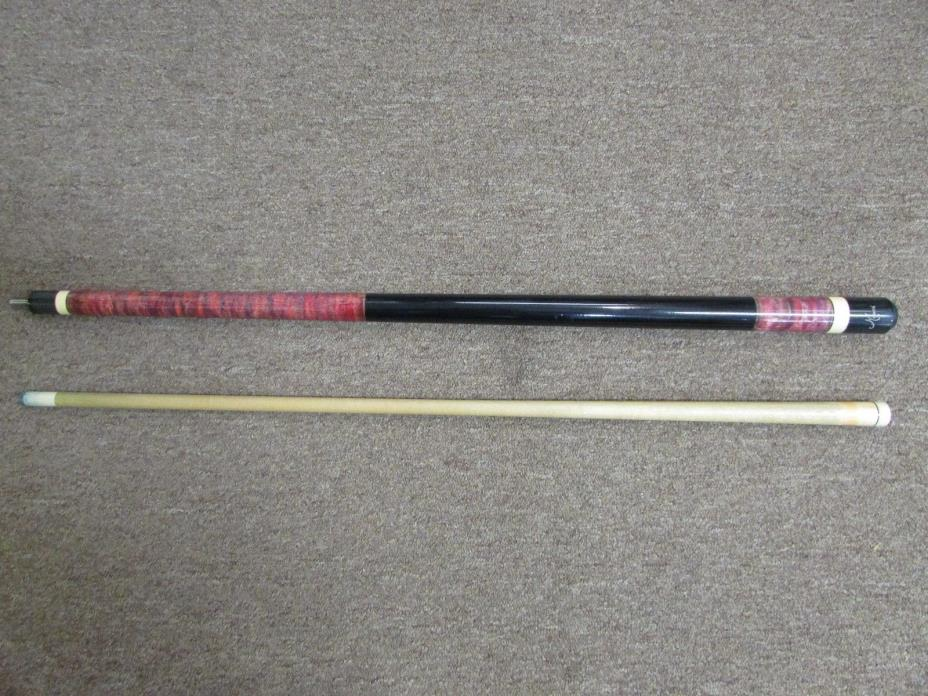 Meucci Pool Cue Stick With Carrying Case!