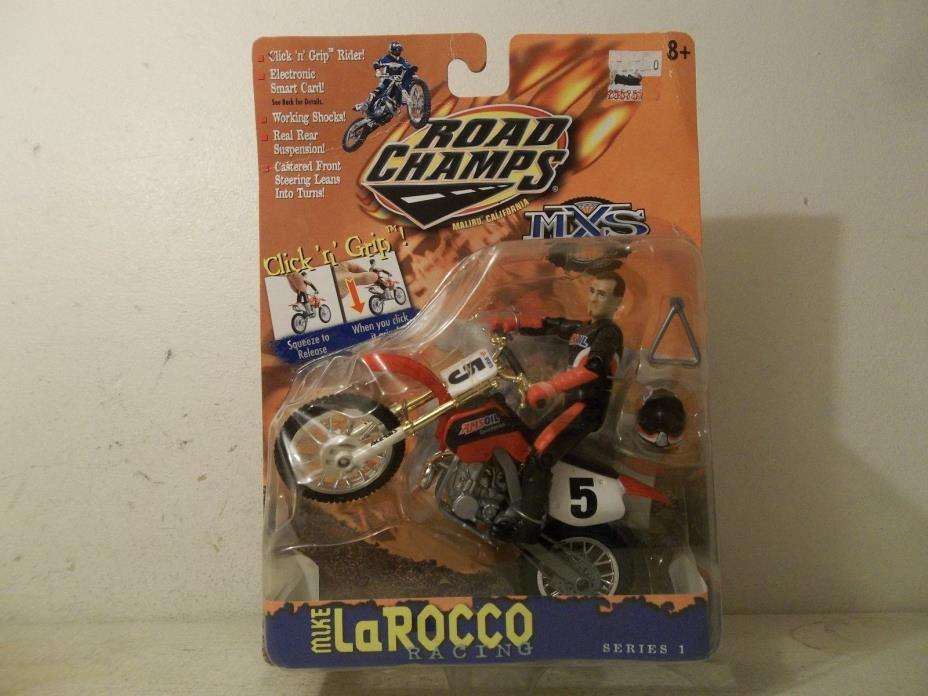 2000 ROAD CHAMPS MXS #5 MIKE LAROCCO AMSOIL HONDA CR250 MOTOCROSSER