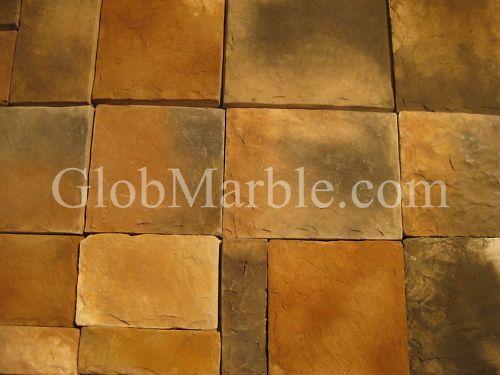 CONCRETE MOLD VENEER CASTLE STONE MOULD CS 3101/1 WALL CONCRETE STONE