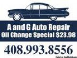 Grand Opening Oil Change Special for . Visit us Today