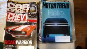 Car Magazines Car Craft Motor Trend (south minneapolis)