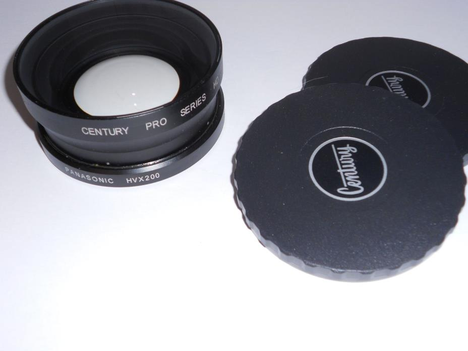 Century .6X Wide Angle Adapter DVX