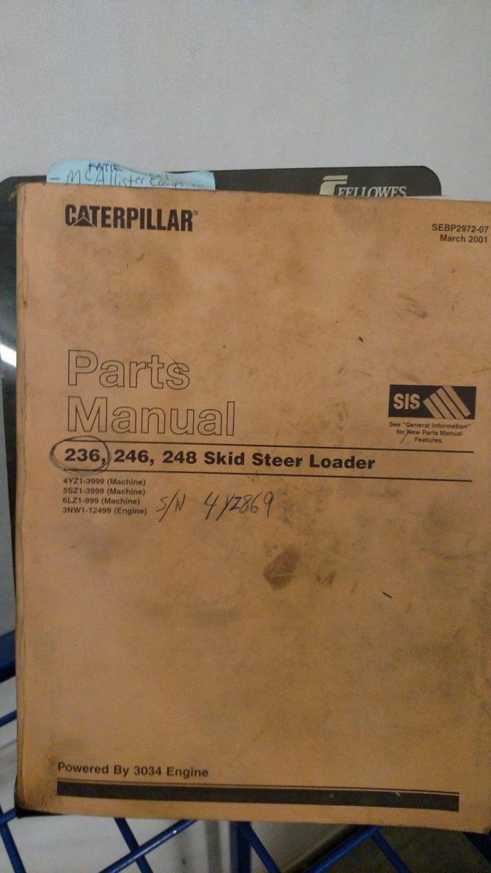 Caterpillar Skid Steer Parts - For Sale Classifieds