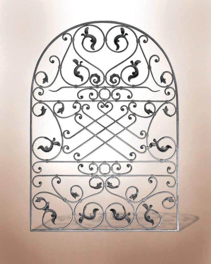 Wrought iron panels for sale classifieds - Wrought iron decorative wall panels ...