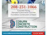 Coburn Concrete Construction