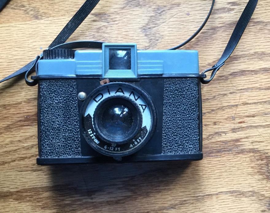 Diana Camera 120 Film