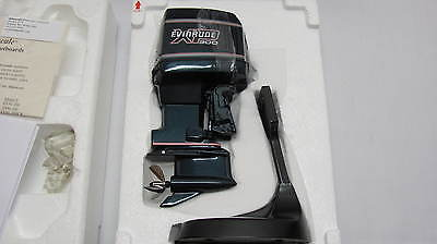 Alterscale Miniature Outboard 1991 Evinrude XP 300 V-8 On Stand Function Button