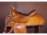 CC Saddlery Saddle