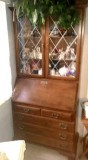 Vintage Ethan Allen Secretary Desk - Price: $.
