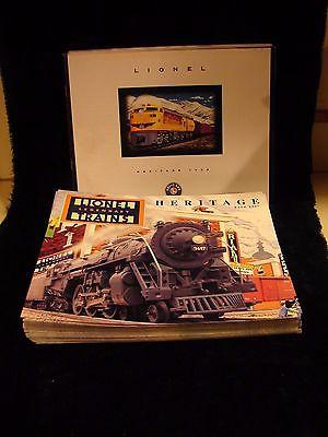 Lionel Trains Heritage Catalogs