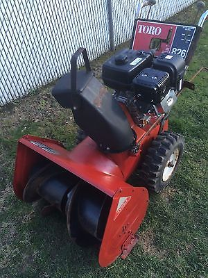 Toro 826 Snowblower 26