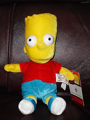 The Simpsons Plush Doll - Bart Simpson