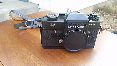 Leica Leicaflex SL 2 Black Camera Body