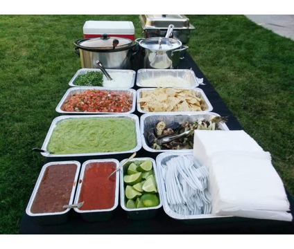 Authentic Mexican Food Catering , Tacos , Taquero , Taquiza