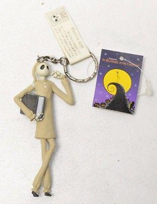 Nightmare Before Christmas Key Chain PJ's Jack Jun planning Japan exclusive
