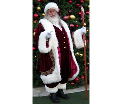 Real Beard Santa / Home Visits - Corp. Funtions