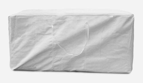 KoverRoos SupraRoos 53450 Cushion Storage Bag White 49x19x23 NEW